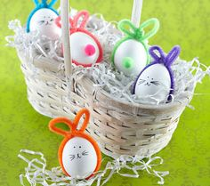 Its Eggtastic! 15 Delightfully Creative Ways To Decorate Your Easter Eggs This Year | Disney Baby