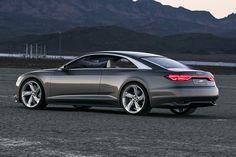 """Audi auf der CES 2015. Studie A9 """"prologue piloted driving"""" - Bilder - autobild.de"""