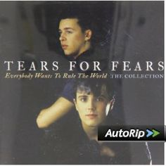 Tears For Fears - Everybody Wants To Rule The World: The Collection Tears For Fears, Stocking Fillers, Santa, Gift Ideas, World, Music, Christmas, Collection, Musica