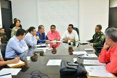 Mejorar la percepción de seguridad en la ciudad, fue la solicitud del Alcalde de Dosquebradas