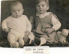 foto's uit de oude (schoenen) doos - mijn vader als rolmodel - Paul de Leeuw belt pa