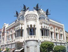 Casa de los Dragones, Ceuta