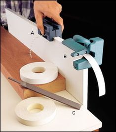 Laminate Trimmers - Woodworking