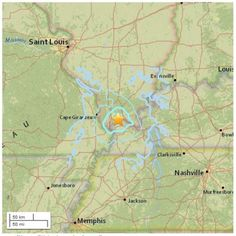 Foreshock? A Significant Earthquake Just Hit The New Madrid Fault Seismic Zone