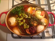 How to make bone broth: Get chef Marco Canora's recipe