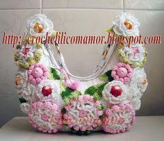 bolso flores
