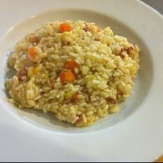 Italienisches Risotto mit Lauch und Pancetta (Risotto ai porri e pancetta) @ de.allrecipes.com