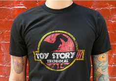 Toy Story 3 Tech Production Team Crew T-Shirt