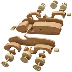 Scroll Saw Magic Ciccarelli Gran Prix Wood Toy Plans Wooden Plane, Wooden Toy Cars, Making Wooden Toys, Wood Toys Plans, Hole Saw, Wood Creations, Scroll Saw, Diy Toys, Toddler Toys