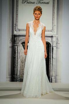 Increíble galería de Vestidos de Novia con encaje   Moda 2014