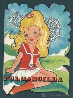 3555 – COLECCIÓN CUENTOS TROQUELADOS VILMAR - PULGARCILLA - EDITORIAL VILMAR - Foto 1