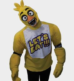 Nights at Freddy's Teens Chica Costume http://fave.co/2cBW8Fh