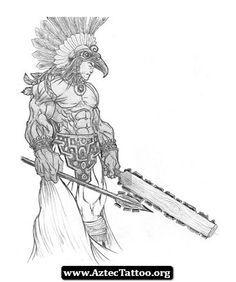 Lowrider Arte Aztec Tattoo 04 - http://aztectattoo.org/lowrider-arte-aztec-tattoo-04/
