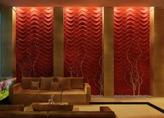 3D Wall Panel   Decorative 3d Wall Panels   3D Interior wall Panelling