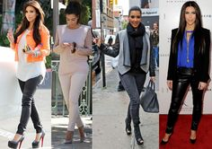 Satisfashion: KIM KARDASHIAN STYLE