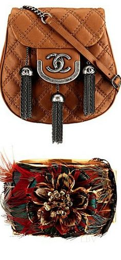 Chanel accessories 2014 | LBV