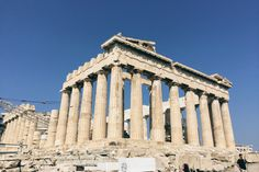 Our couple's trip to Athens for 3 days