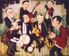 """Jazz Band"" Otar Imerlishvili"