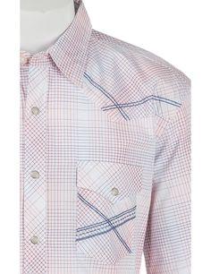 c84564b2 Shop Wrangler Western Shirts for Men   Free Shipping $50+. Toddler  BoysToddler Boy FashionWrangler JeansTimeless ...