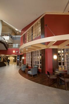 West Side Christian Church: Lobby Renovation | Aspen Group | Building For Ministry