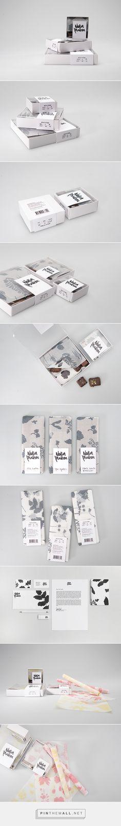 Naturpralinen - concept #packaging