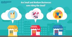 Are Small and Medium Businesses Now Riding The Cloud?  #Cloudcomputing #SME