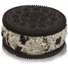 Baskin Robbins Oreo 174 Ice Cream Cookie Sandwich Cake
