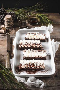 Brownie Tiramisu - brownie - tiramisu - Desserts - Recipes Bake Off Italy - Electrolux Appliances - OPSD blog