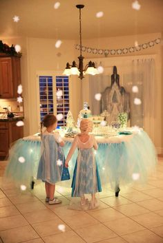 Frozen (Disney) Birthday Party Ideas | Photo 6 of 35 | Catch My Party