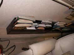 rv storage ideas   RV NOW: October 2007