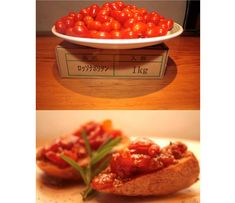 20201215 ワイン会のお食事ご紹介!その2 Bruschetta, Ethnic Recipes, Food, Eten, Meals, Diet