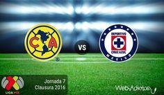 América vs Cruz Azul, Clásico joven del Clausura 2016 ¡En vivo por internet! - https://webadictos.com/2016/02/20/america-vs-cruz-azul-clasico-clausura-2016/?utm_source=PN&utm_medium=Pinterest&utm_campaign=PN%2Bposts