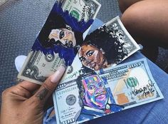 Find images and videos about art, money and drawings on We Heart It - the app to get lost in what you love. Hiba Tan, Art Sketches, Art Drawings, Money Images, Arte Disney, A Level Art, Art Hoe, High School Art, Dope Art
