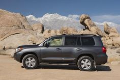 2015 Toyota Land Cruiser Luxury SUV Doesn't Look A Day Over 50 | Toyota