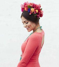 bethany mota | bethany-mota-floral-headband-wreath-main.jpg