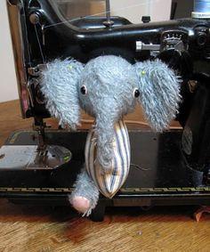 peng peng's place: new elephant designs