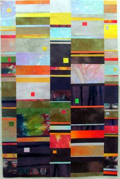 Melody Johnson. Inspired by Liz Heywood's Southampton Strippy   by Melody Johnson Quilts
