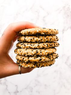 Wholesome thermomix sesame cookies — Thermomix Recipes & Blog Healthy Meals For Kids, Healthy Cooking, Kids Meals, Healthy Recipes, Biscuit Cookies, Biscuit Recipe, Recipe For Sesame Cookies, Healthy Biscuits, Gluten Free Cooking
