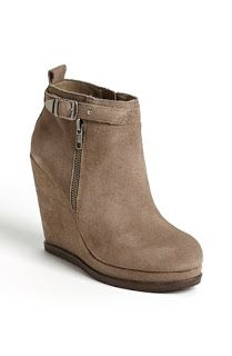 This bootie will go with everything this fall!