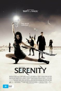 Joss Whedon's 'Serenity'. (I know not TV show but it is the finale to firefly)
