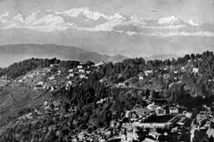 Darjeeling in the 1930s