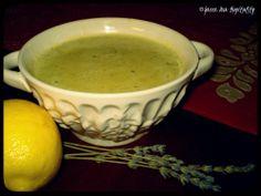 Lemon Asparagus Soup via Green Door Hospitality