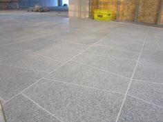 Granitt gulv