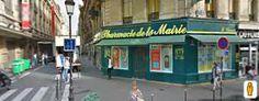 Pharmacie de la Mairie 9 Rue des Archives  75004 Paris