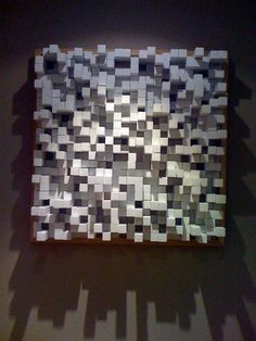 DIY Diffusion Panel: http://www.pmerecords.com/Diffusor.cfm. Here's a great example of a 3D diffusor. #recording