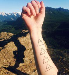 Explore, express, transcend, create. Tattoo