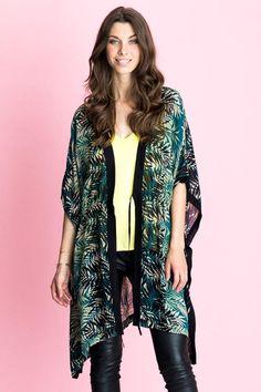 DYVEKE KIMONO   Multi   Kimono fra LOLLYS LAUNDRY