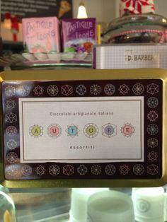 Cioccolato artigianale Autore