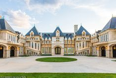 $17.5 million. The mansion, named 'Chateau V', is located in the community of Evergreen. If sold for its asking price, the home will be the priciest ever sold in the neighborhood