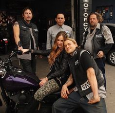 Young and beautiful Samcro. Do you remember?